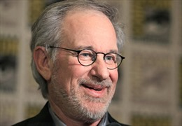 Steven Spielberg làm chủ tịch LHP Cannes