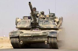 Tăng Abrams vô đối trên chiến trường