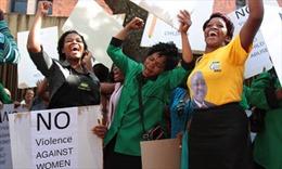 Hành động để chống nạn bạo hành phụ nữ