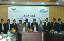 Cung cấp dịch vụ Internet qua mạng truyền hình Cáp Việt Nam