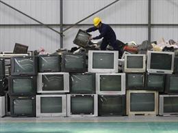 'Tử địa' của rác điện tử