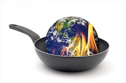Núi lửa giúp Trái Đất... bớt ấm lên