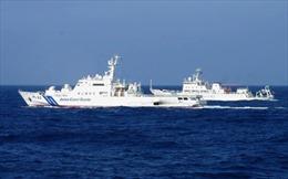 Tàu Trung Quốc lại đi vào vùng biển Senkaku/Điếu Ngư