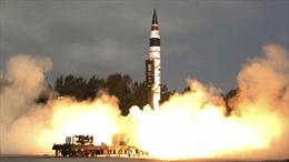 Ấn Độ thử tên lửa hành trình tầm xa