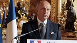 Pháp, Anh tuyên bố vũ trang cho phiến quân Syria
