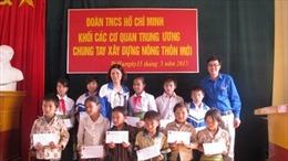Tuổi trẻ xây dựng nông thôn mới tại Yên Bái