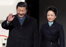 Chủ tịch Trung Quốc thăm châu Phi