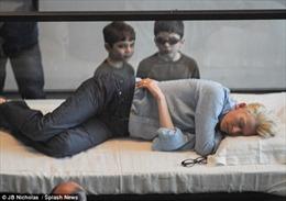 Bảo tàng trưng bày 'hiện vật ngủ'