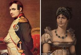 Nhẫn đính hôn của Napoleon giá triệu đô