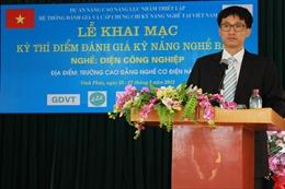 KOICA thí điểm chứng chỉ nghề quốc gia Việt Nam