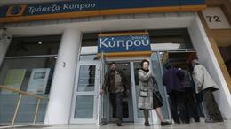 Hệ thống ngân hàng Cyprus mở cửa trở lại
