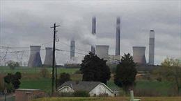 Nổ tại nhà máy nhiệt điện Mỹ