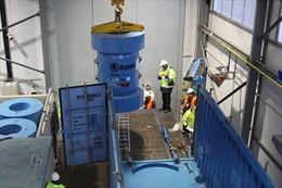 Mỹ chuyển 68 kg urani cấp độ vũ khí đến Nga