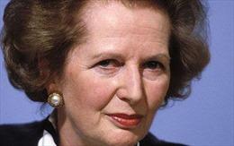 Cựu Thủ tướng Anh Thatcher qua đời