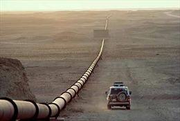 Jordan - Iraq thỏa thuận xây dựng đường ống dầu khí