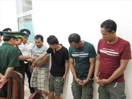 Sẽ dẫn độ 11 tên cướp tàu Zafirah về Indonesia