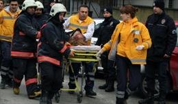 Thổ Nhĩ Kỳ phá âm mưu đánh bom Sứ quán Mỹ
