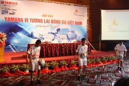 Chắp cánh tài năng bóng đá trẻ Việt Nam