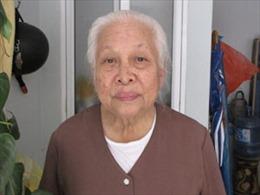 Nữ đạo diễn đầu tiên của sân khấu Việt Nam