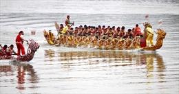 Thể thao truyền thống trong lễ hội Đền Hùng