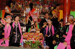 Lễ hội Then Kin Pang của người Thái trắng