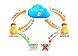 Bkav ra mắt dịch vụ miễn phí bảo vệ truy cập web