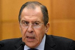 Nga  phản đối dỡ bỏ cấm vận vũ khí với phe chống đối Syria