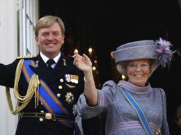 Rút bài hát 'bị chế giễu' khỏi lễ đăng quang Quốc vương Hà Lan