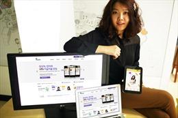 Người Hàn Quốc tìm tình yêu qua... điện thoại