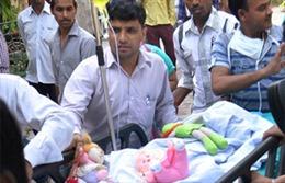 Cảnh sát Ấn Độ bị điều tra vì bạo hành phụ nữ