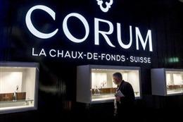 Trung Quốc thâu tóm hãng đồng hồ Corum