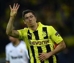 """Lewandowski càng """"nổ"""", Dortmund càng lo"""