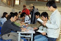 Phú Thọ vận động lao động hết hợp đồng tại Hàn Quốc về nước