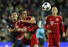 Chung kết Champions League toàn Đức