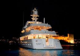 Choáng ngợp siêu du thuyền tỉ đô của Abramovich