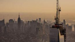 Gắn chóp cho Trung tâm Thương mại TG mới ở New York