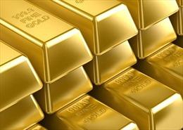 Giá vàng châu Á chạm mức thấp nhất gần 2 tuần
