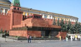 Lăng Lenin mở cửa trở lại
