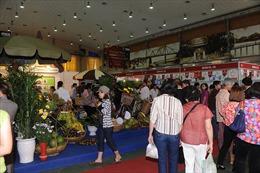 Hội chợ hàng Thái Lan 'hút' khách Hà Nội
