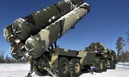 Tên lửa S-300 của Nga có mặt ở Syria