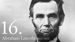 Abraham Lincoln: Vị Tổng thống Mỹ 'tử vì đạo' - Kỳ cuối