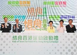 Hong Kong kêu gọi dân 'ăn uống thông minh'