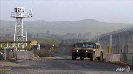 Lính Israel bị Syria tấn công trên cao nguyên Golan