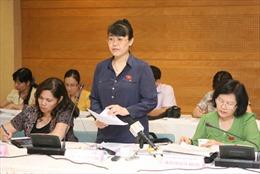 Quốc hội thảo luận một số dự án Luật quan trọng