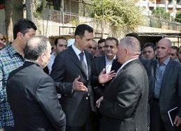 Israel sẽ tấn công Syria nếu Tổng thống Assad bị lật đổ