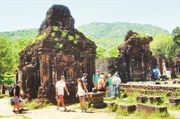 Thánh địa Mỹ Sơn - Nét văn hóa Chăm quyến rũ