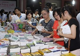 """Khai mạc Hội chợ """"Sách hè 2013"""""""