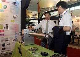 Giới thiệu sản phẩm thân thiện môi trường tại Entech 2013