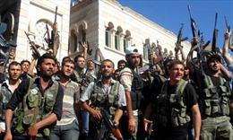 Phe đối lập Syria 'lộn xộn' là lợi thế của ông Assad