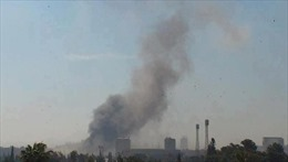 Pháo kích gần Đại sứ quán Nga tại Syria